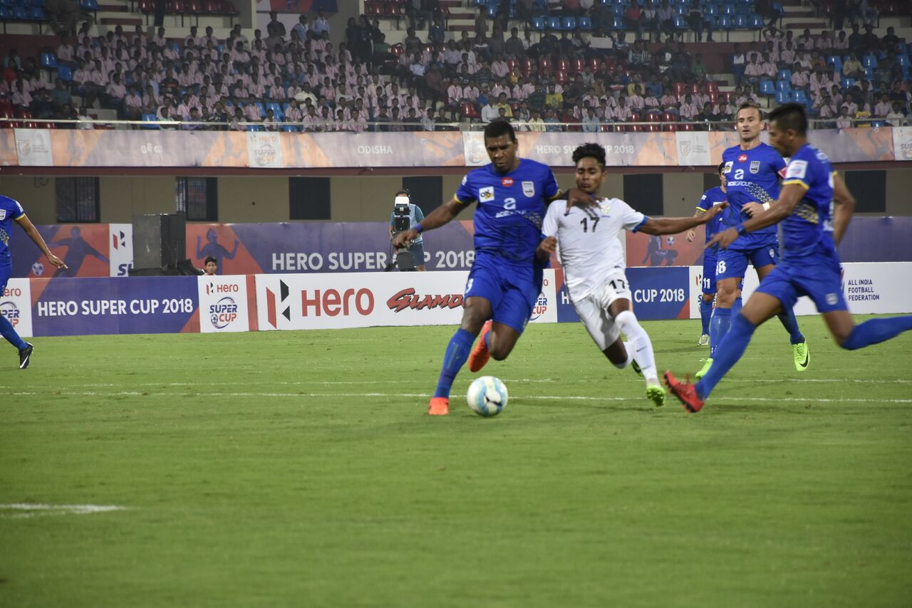 Rahul KP Indian Arrows vs Mumbai City
