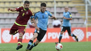 Nahitan Nandez Venezuela Uruguay Eliminatorias Sudamericanas Fecha 17 5102017