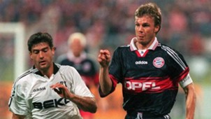 Zlatko Yankov Besiktas Bayern Munich 1997