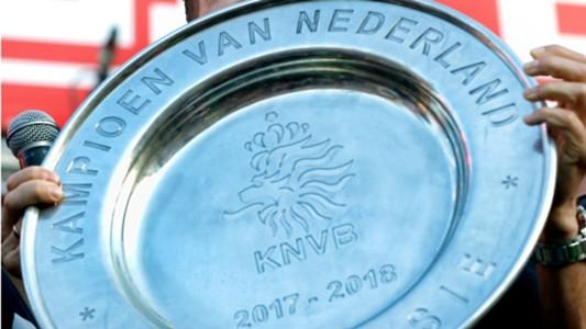 Kampioensschaal Eredivisie, 04162018