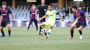 Sunil Chhetri Bengaluru FC Barcelona B 08142018
