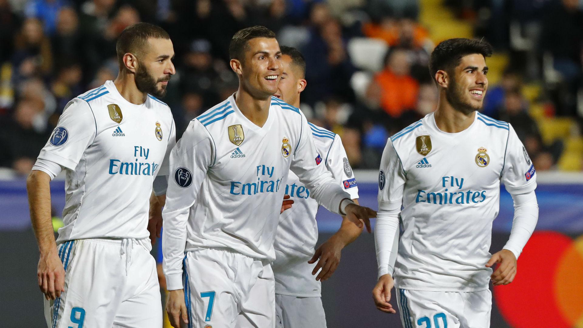 Cristiano Ronaldo Real Madrid APOEL