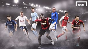 Premier League 2017-18 GFX