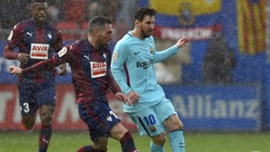 Lionel Messi. Eibar Barcelona 17022018