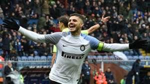 Mauro Icardi Sampdoria Inter