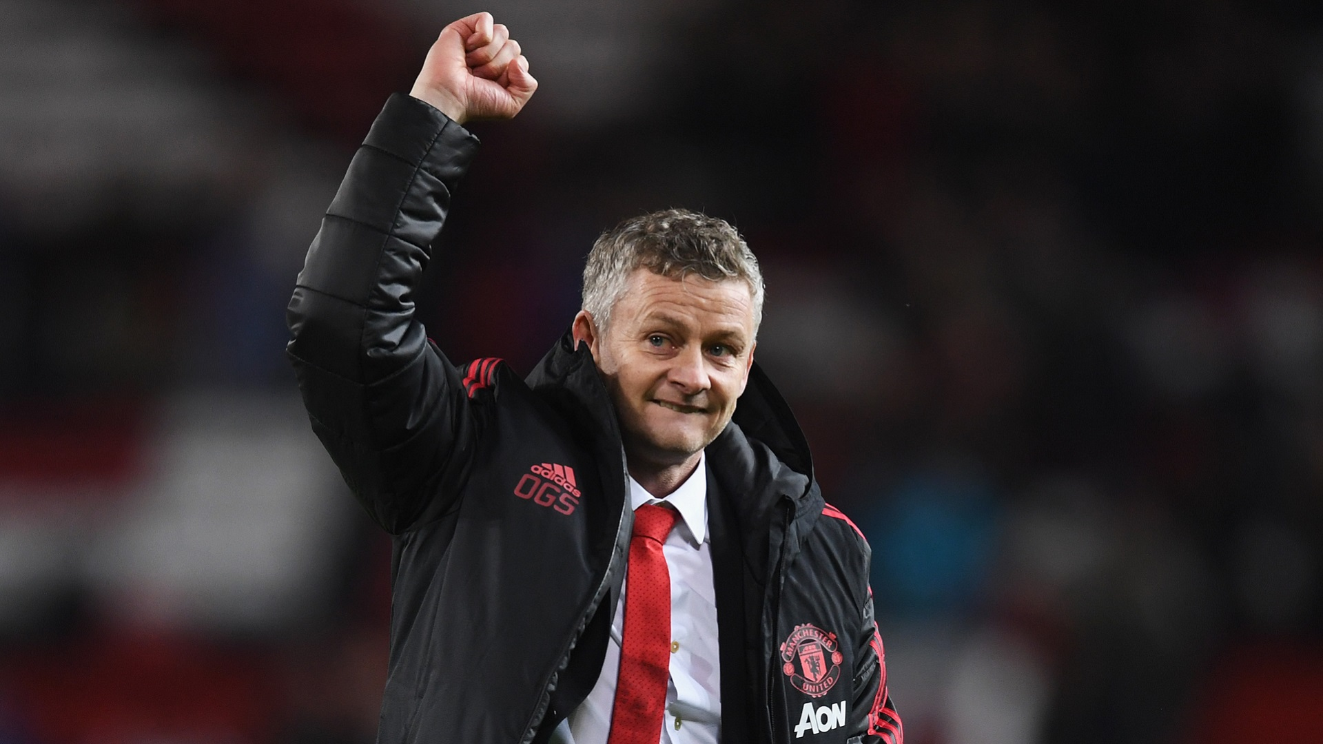 2018-12-31 Solskjaer Ole Gunnar Manchester United