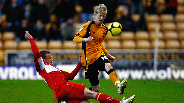 Andy Keogh Wolverhampton Wolves