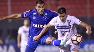 Ramon Abila Nacional Asuncion Cruzeiro Sudamericana 10052017