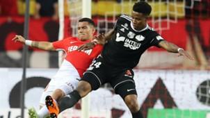Rony Lopes Bongani Zungu Monaco Amiens Ligue 1 28042018