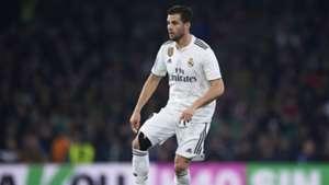 Nacho Fernandez Betis Real Madrid La Liga 01132019
