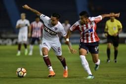 Junior de Barranquilla vs Lanús Copa Sudamericana 2018