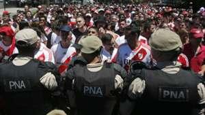 River Boca hinchas fans partido suspendido Copa Libertadores 25112018