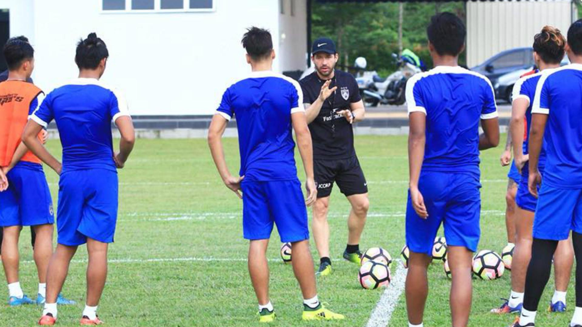 Benjamin Mora, Johor Darul Ta'zim II