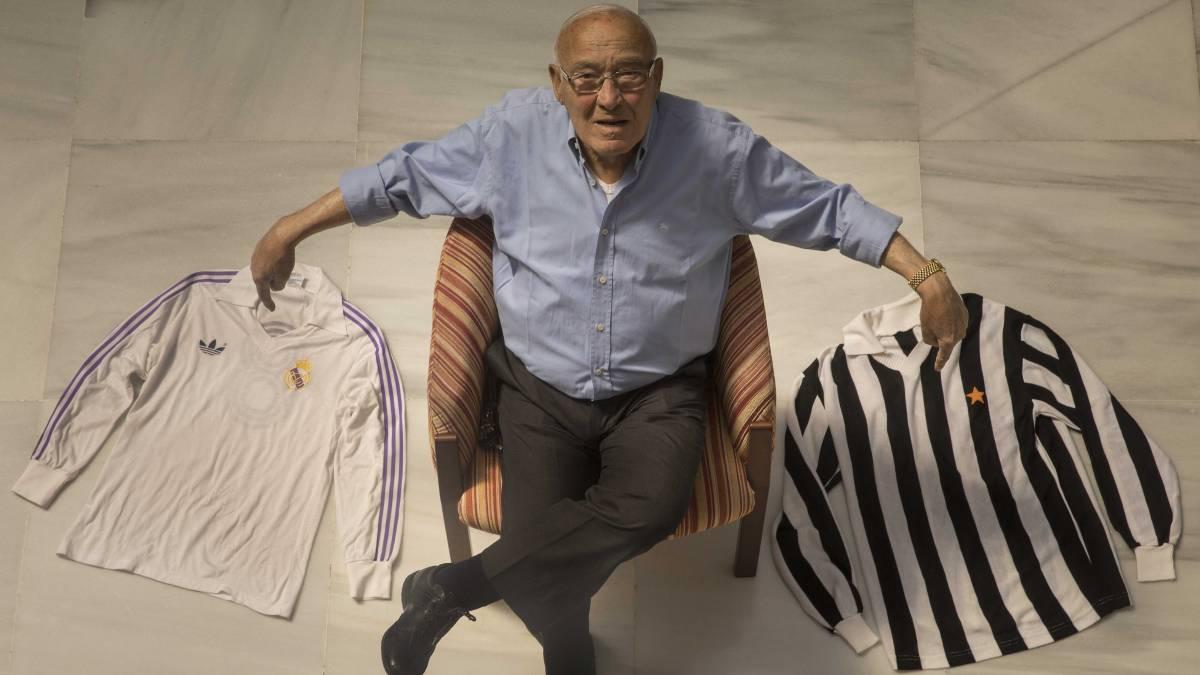 Luis del Sol Real Madrid Juventus