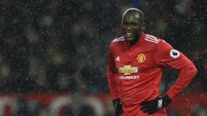 Romelu Lukak Manchester United