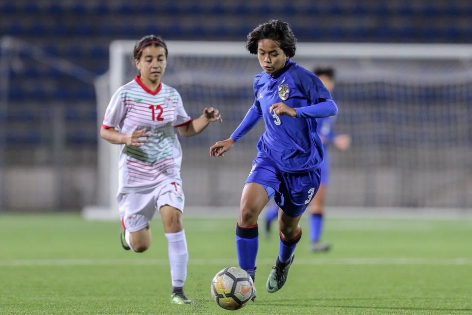 Image result for ชบาแก้ว U16 ถล่มเจ้าภาพ 8-0 ชิงแชมป์เอเชียรอบคัดเลือก