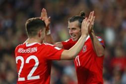 Ben Woodburn & Gareth Bale