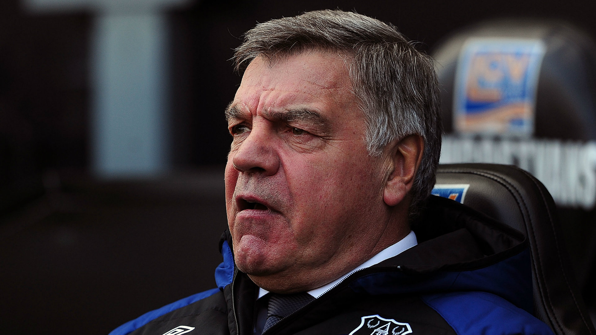 Everton end ties with Allardyce