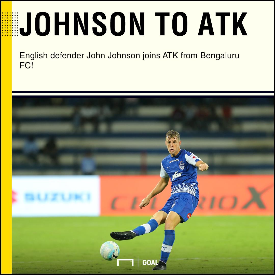 John Johnson; GFX
