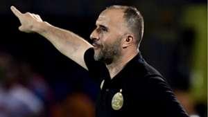 Djamel Belmadi - Algeria coach