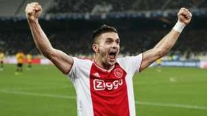 Dusan Tadic Ajax Champions League 11272018