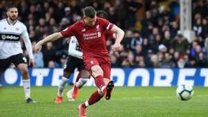 Fulham FC Liverpool 2019 Milner
