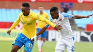 Lebohang Maboe, Sundowns & Tebogo Tlolane, Chippa United, April 2019