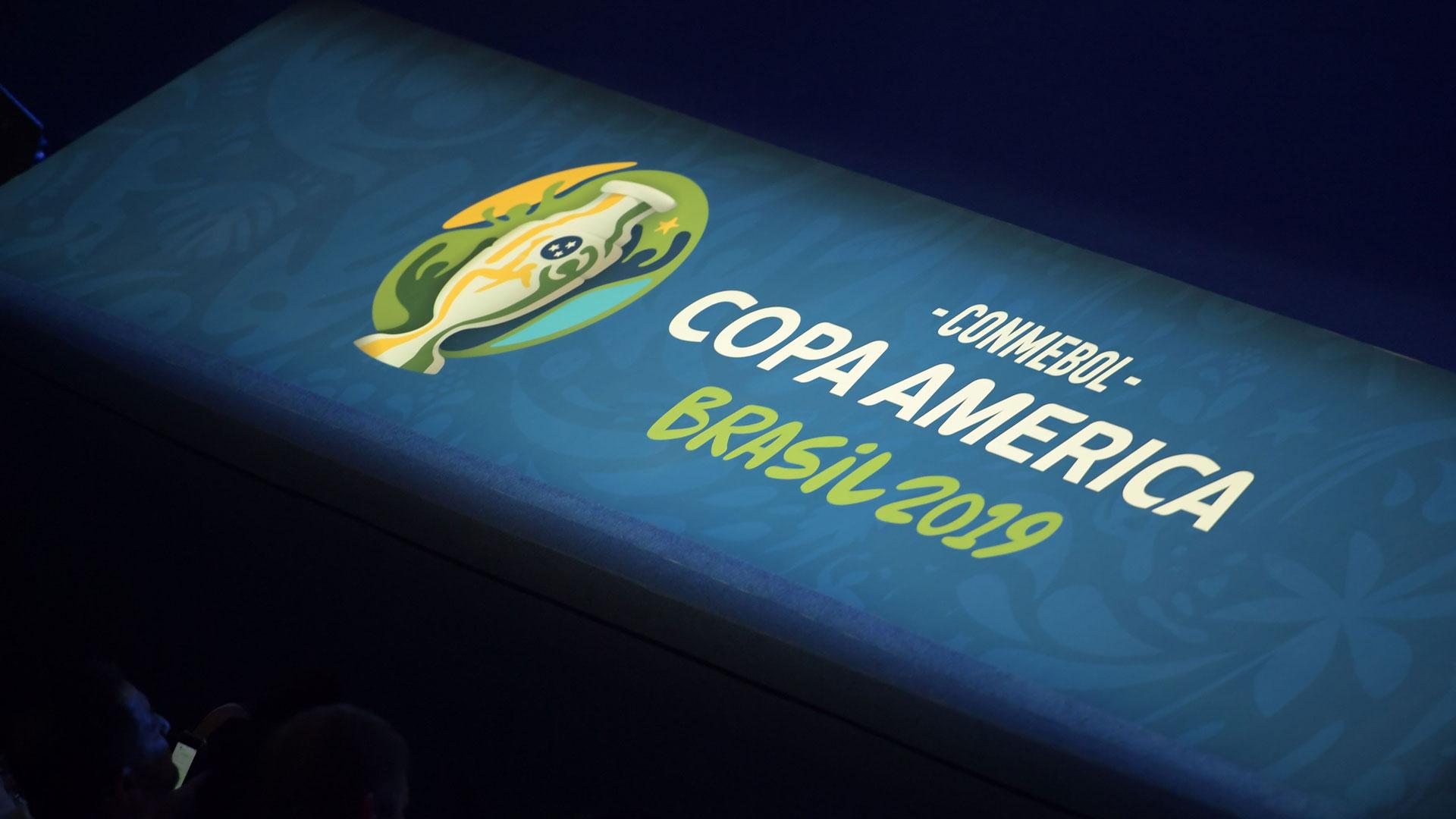 Copa America 2019 Brasilien