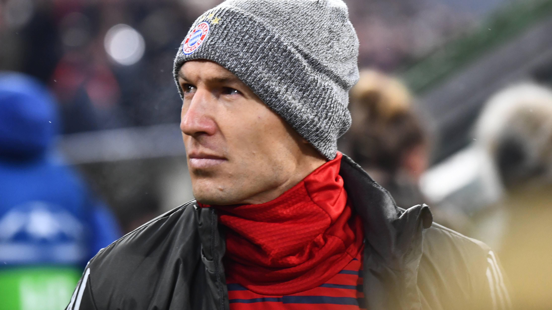GER ONLY   Arjen Robben FC Bayern