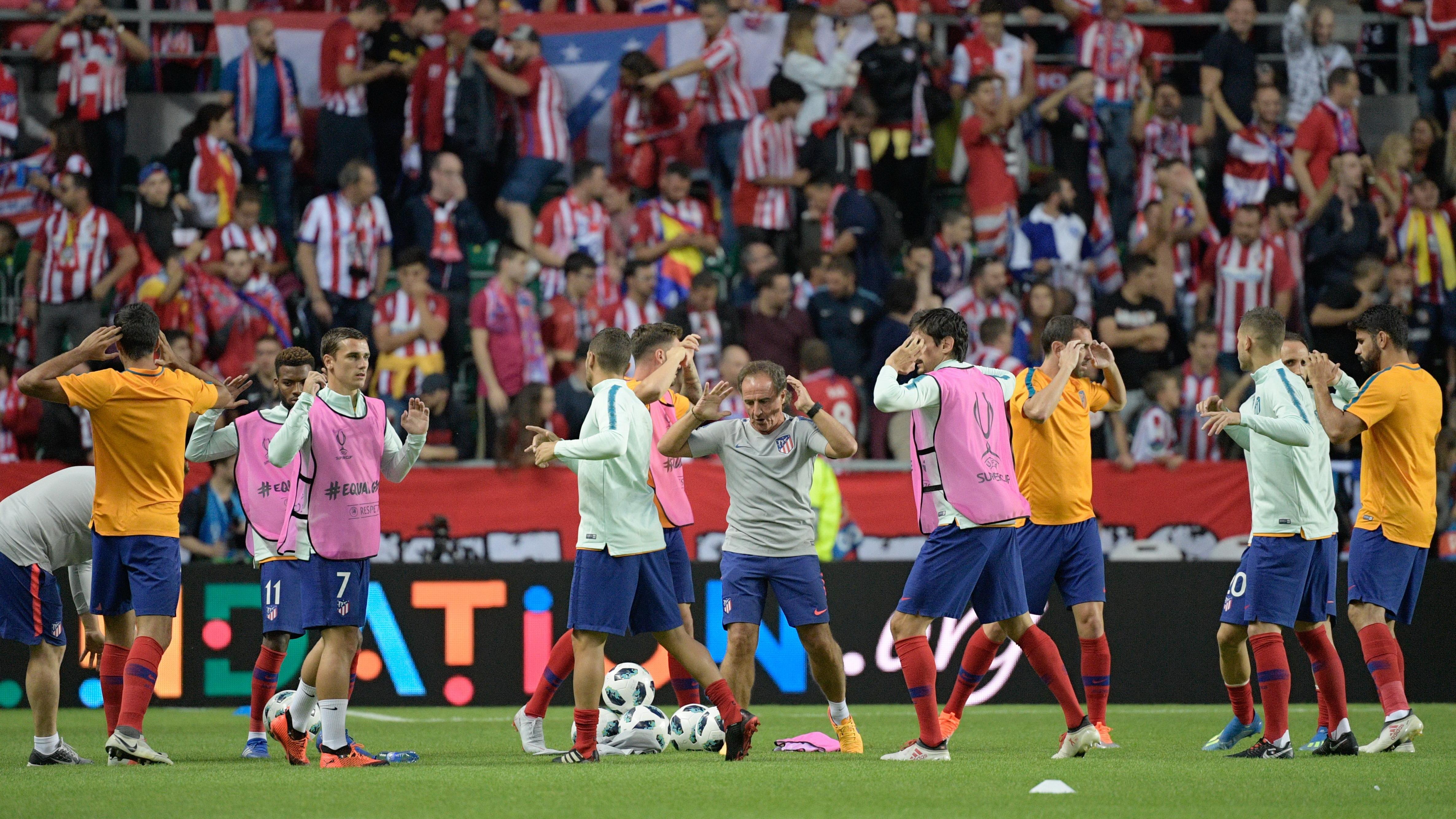 Atletico Madrid Super Cup