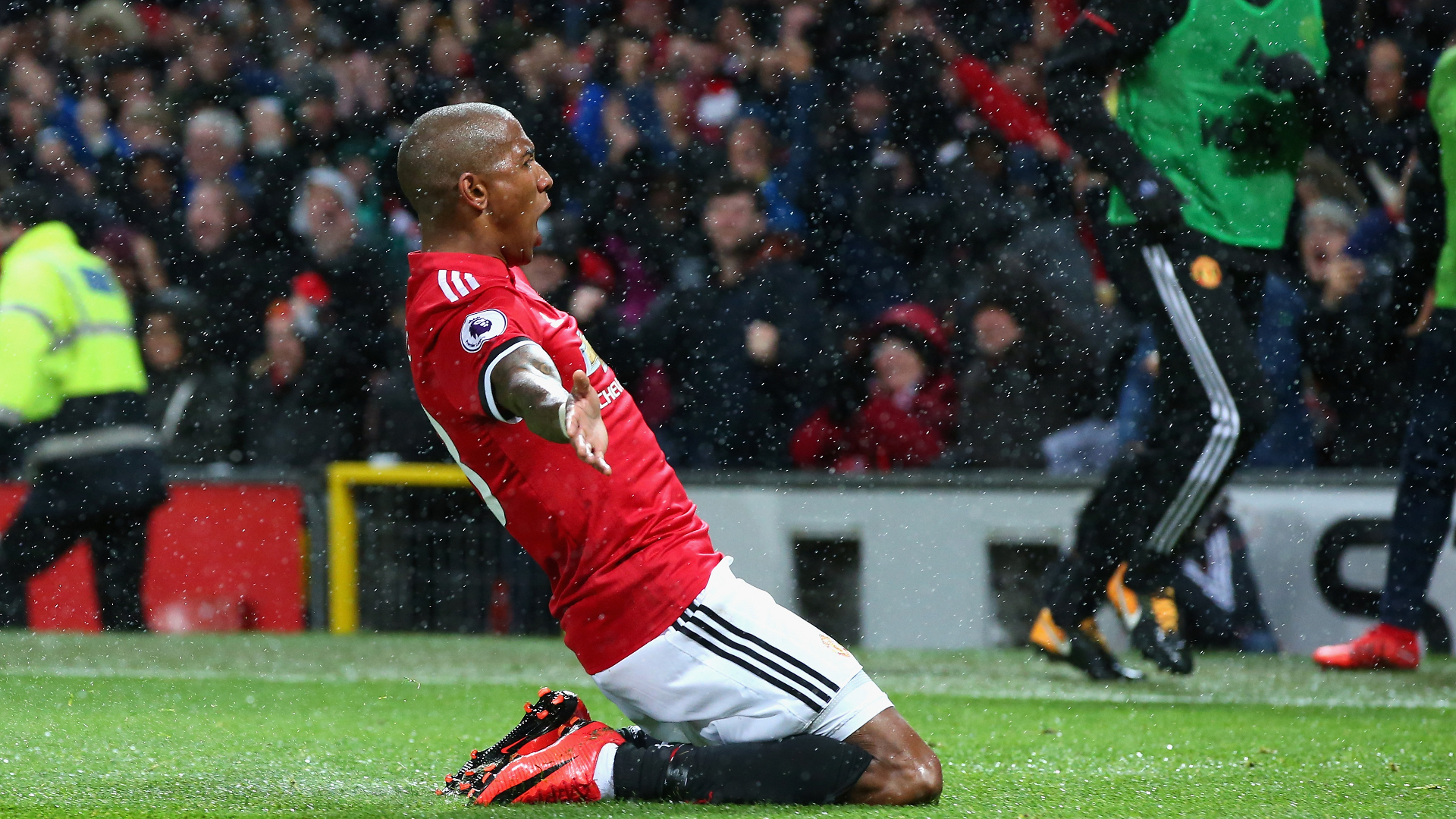 Ashley Young Manchester United Watford