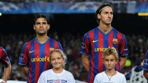 Rafa Márquez - Zlatan Ibrahimovic