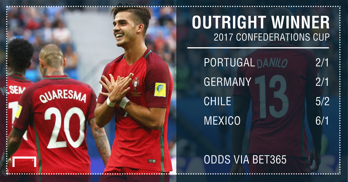 GFX Confederations Cup outright betting