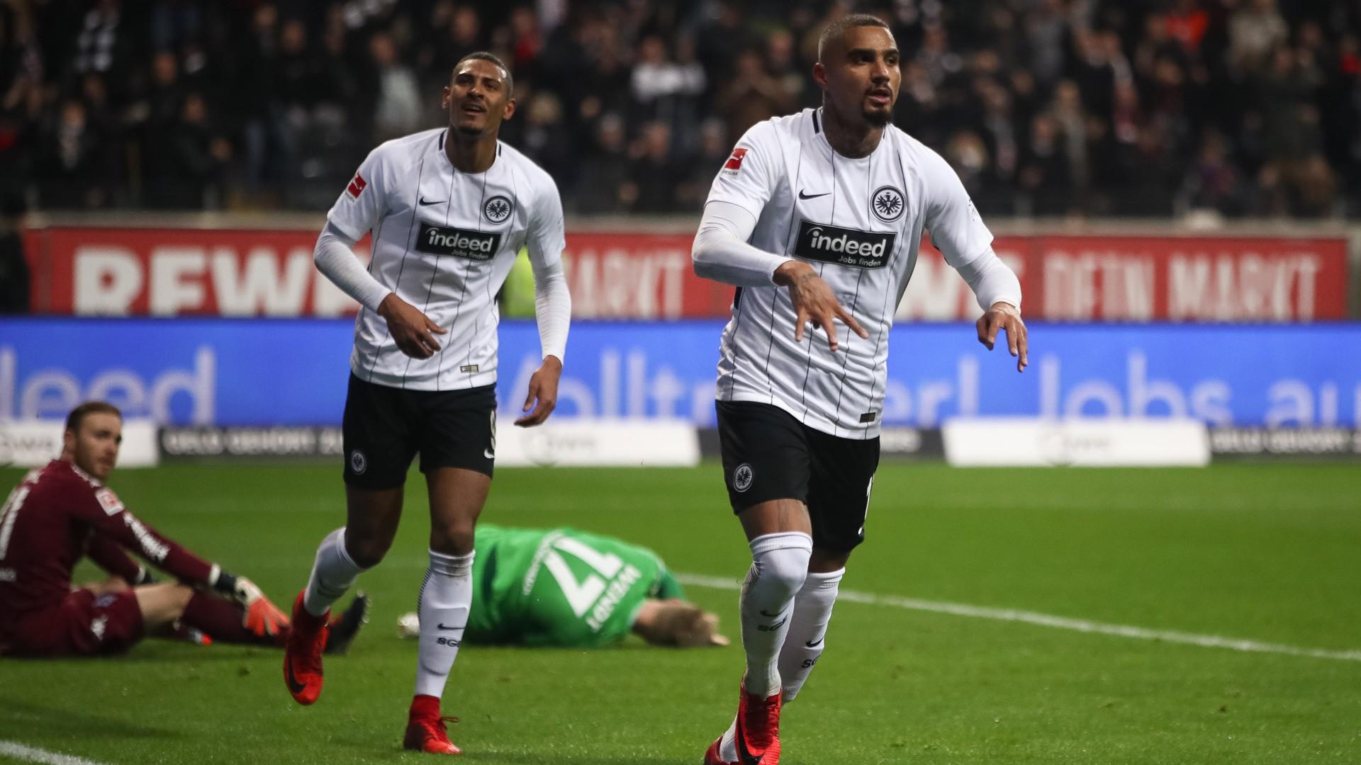 Video: Eintracht Frankfurt vs Borussia M gladbach