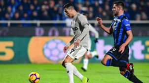 Atalanta Juventus Ronaldo Djimsiti