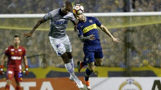 Boca Juniors Cruzeiro 19092018 Copa Libertadores