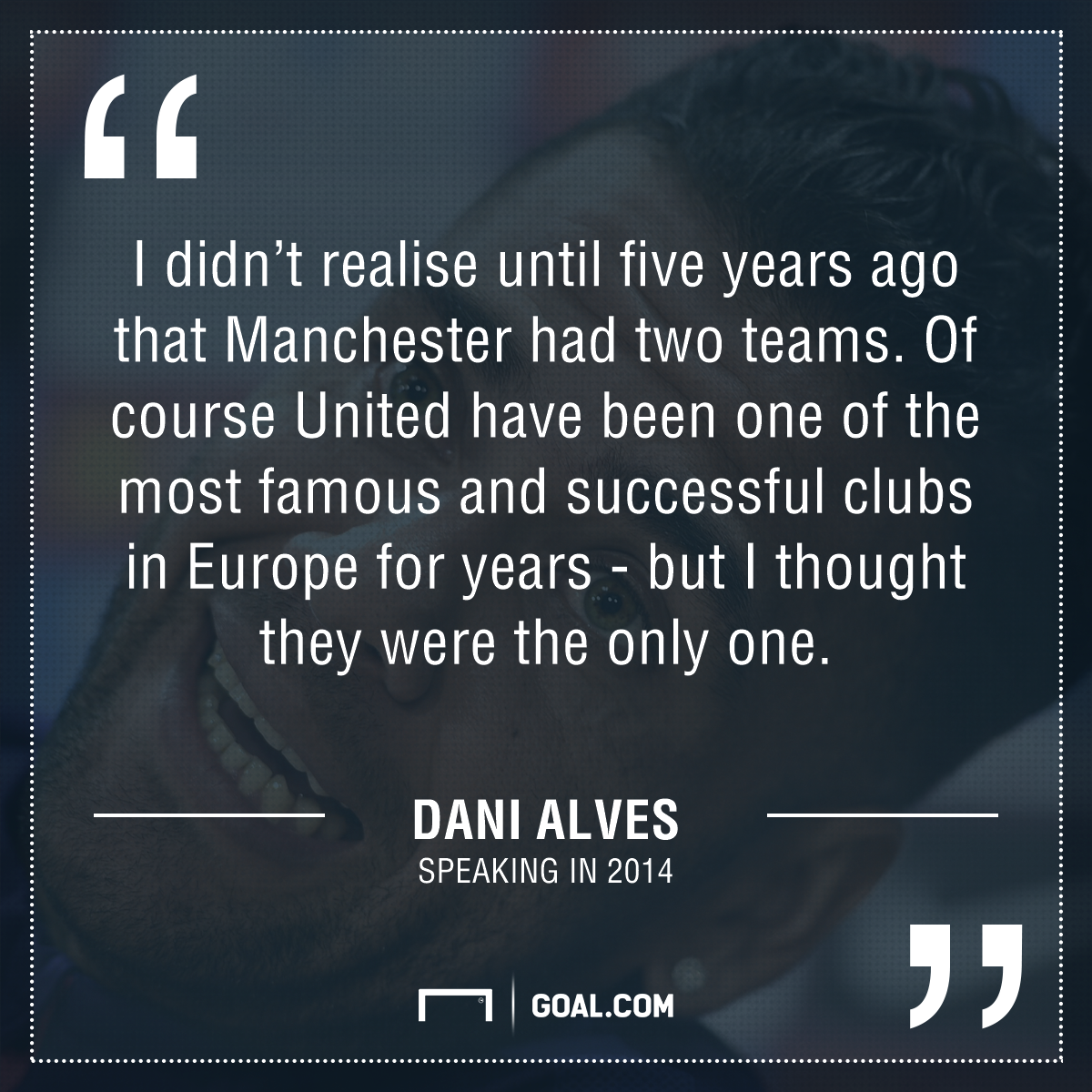 Dani Alves quote