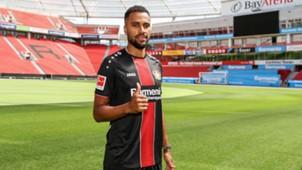 Isaac Kiese Thelin Bayer Leverkusen