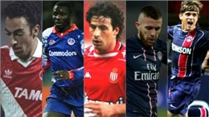 Djorkaeff, Giuly & Pemain Yang Membela PSG Dan AS Monaco