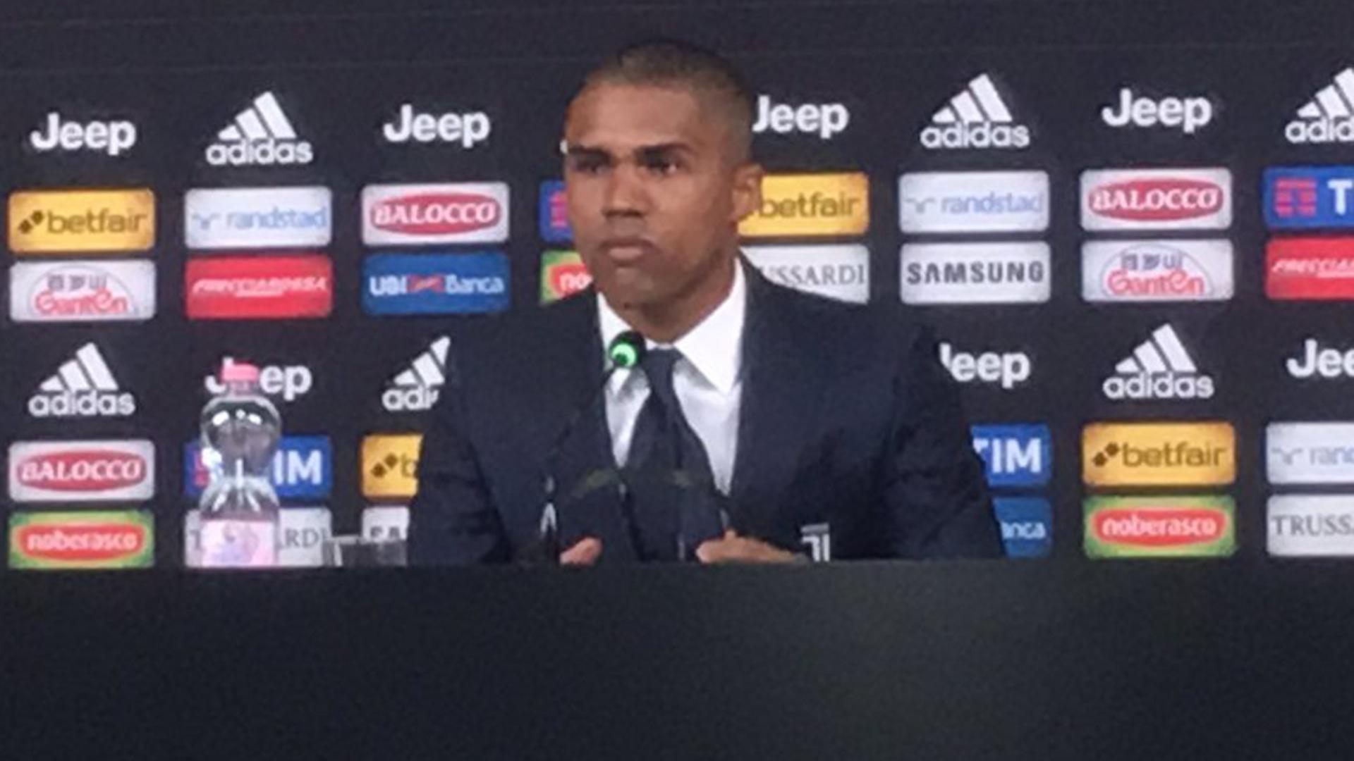 Juventus, ecco Douglas Costa: