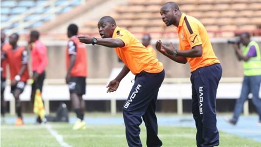 Nzoia coach Bernard Mwalala