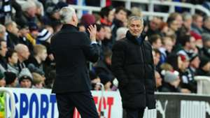 Jose Mourinho Alan Pardew Chelsea Newcastle December 2014