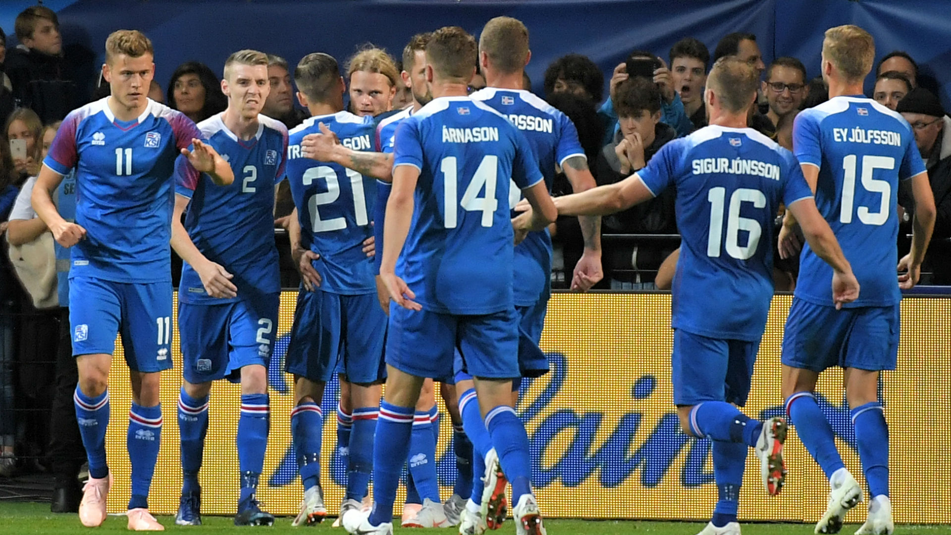 France Iceland Friendly 11102018