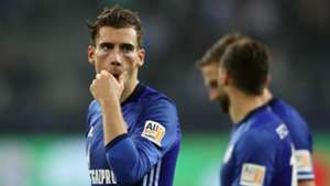 Leon Goretzka FC Schalke 04 FC Bayern Müchen 19092017