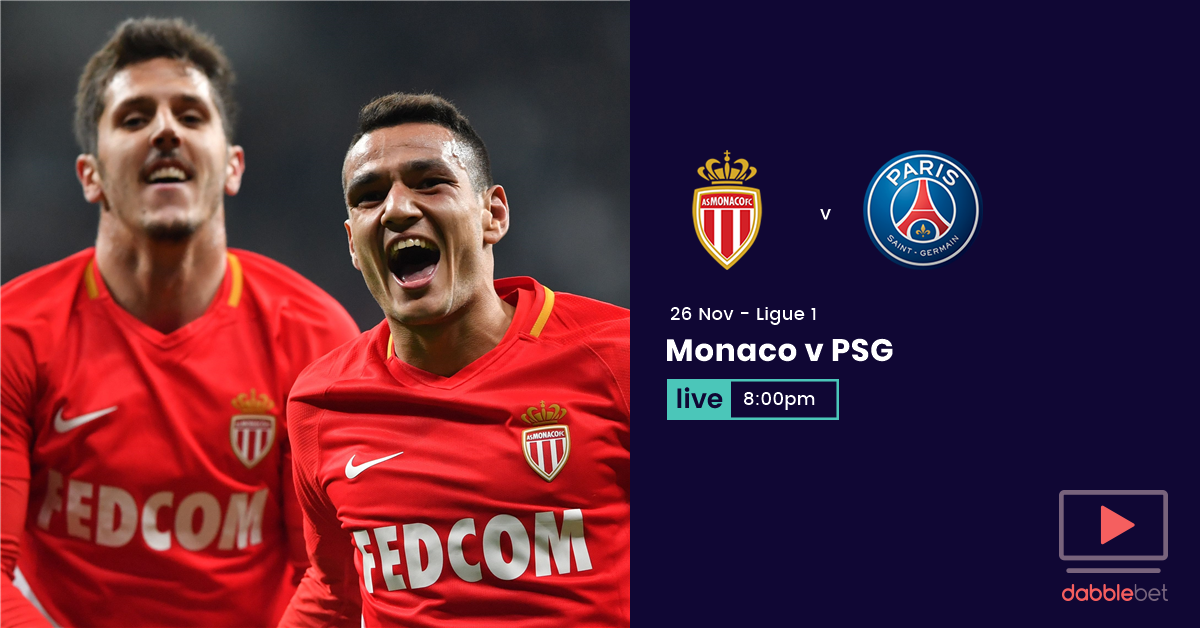 monaco psg graphic