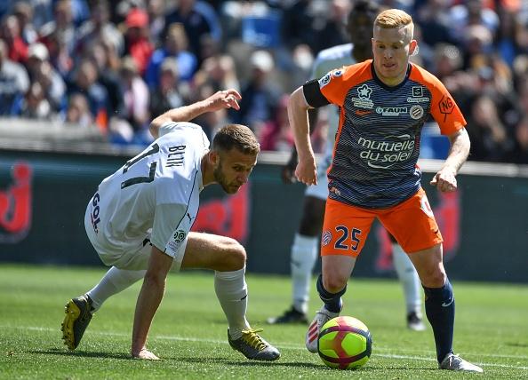 Der Zakarian remet en question la décision de l'arbitre — Montpellier