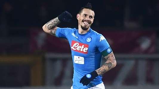 Hamsik Napoli Serie A