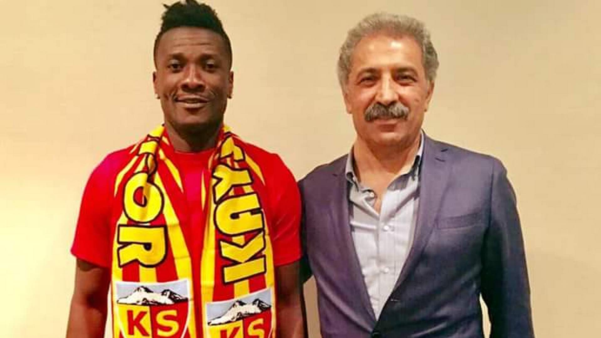 Asamoah Gyan dropped from Black Stars squad against Uganda