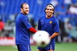 Wayne Rooney - Carlos Tevez