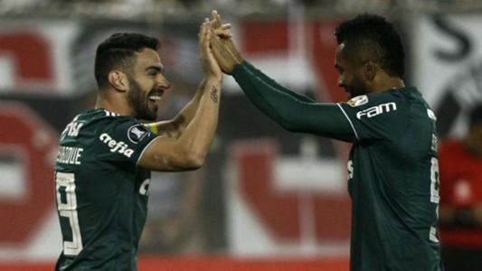 Bruno Henrique Borja Colo Colo Palmeiras Libertadores 20 09 2018
